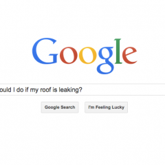 What's Being Googled About Roofing?