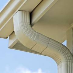 Cleaning Your Gutters Is Very Important Especially After A Hurricane.