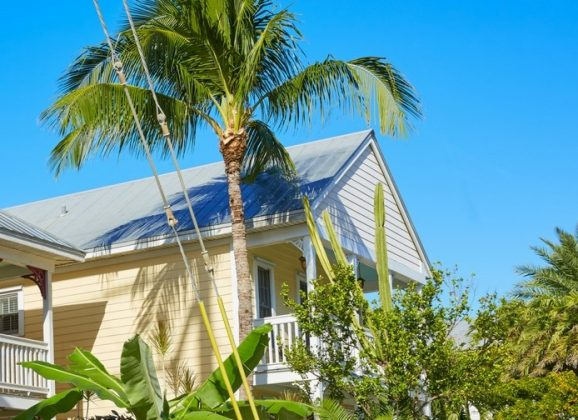 Florida's Weather Is Very Hard On Your Roof.