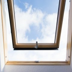 Let there be skylight in your life.