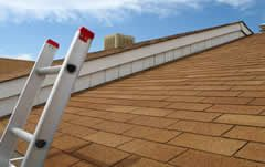 Three of the most common post storm or hurricane roofing repairs.