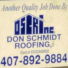 If You Can't Stand The Heat… Call Don Schmidt Roofing