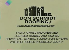 To Recommend a Great Roofer ask your Family and Friends.