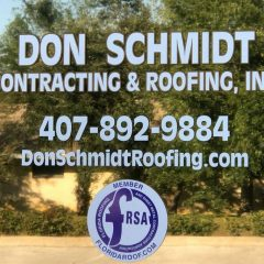 The Only Right Choice Is Hiring A Licensed Roofer.