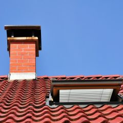 How About A Concrete Tile Roof For Your Home.