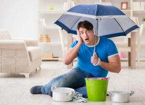 A Leaky Roof Is A Real Danger To Your Home.