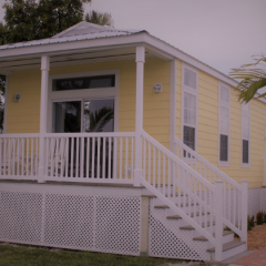 Some roofing options for your Florida mobile home.